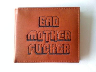 Bad mother fucker wallet a alleen maar leuke gadgets en koopjes zoals de - Porte monnaie pulp fiction ...